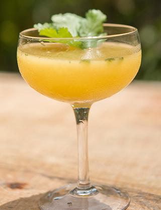Peles potion Cocktail Koloa Rum Kauai Hawaii