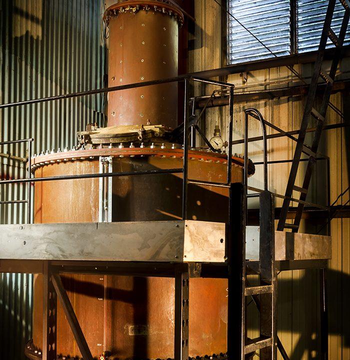 copper still - mobile